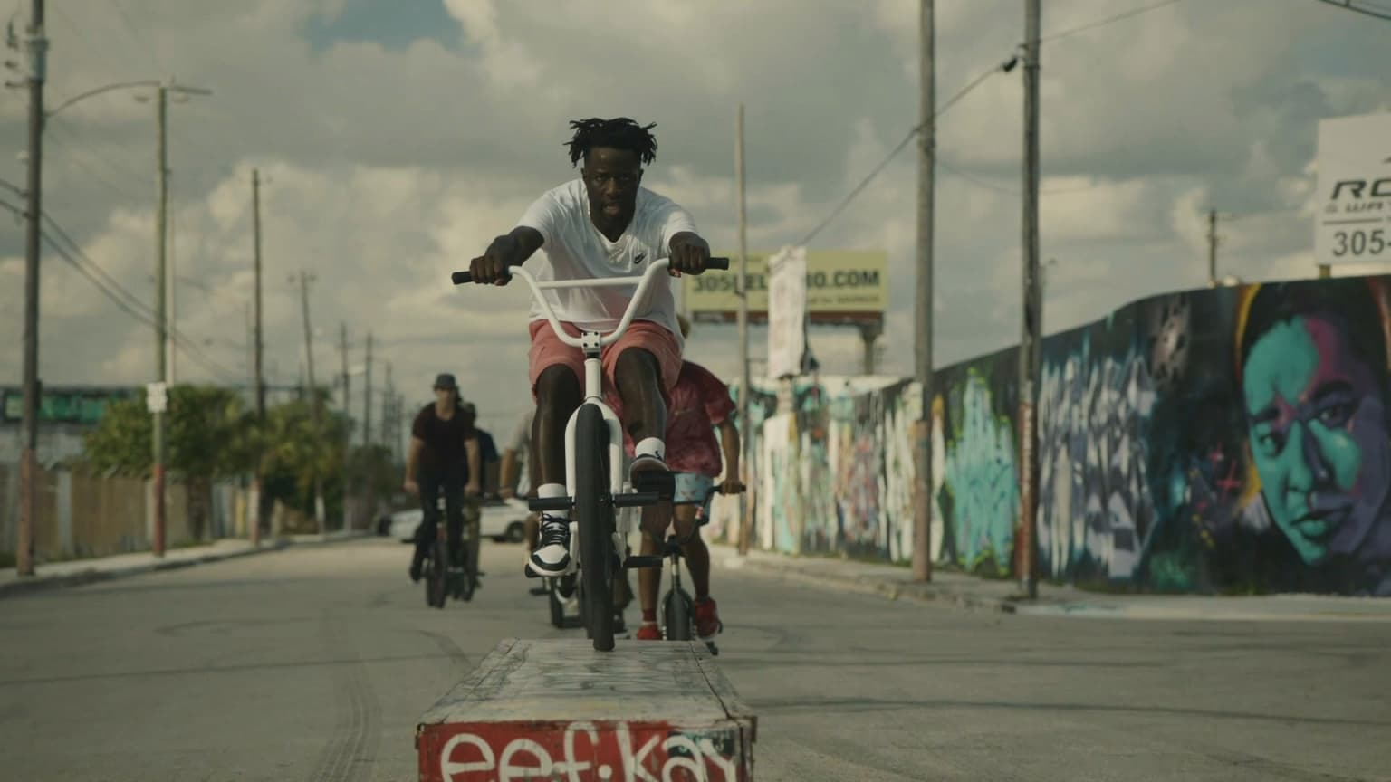 Samsung Make – Nigel Sylvester episode – Promo