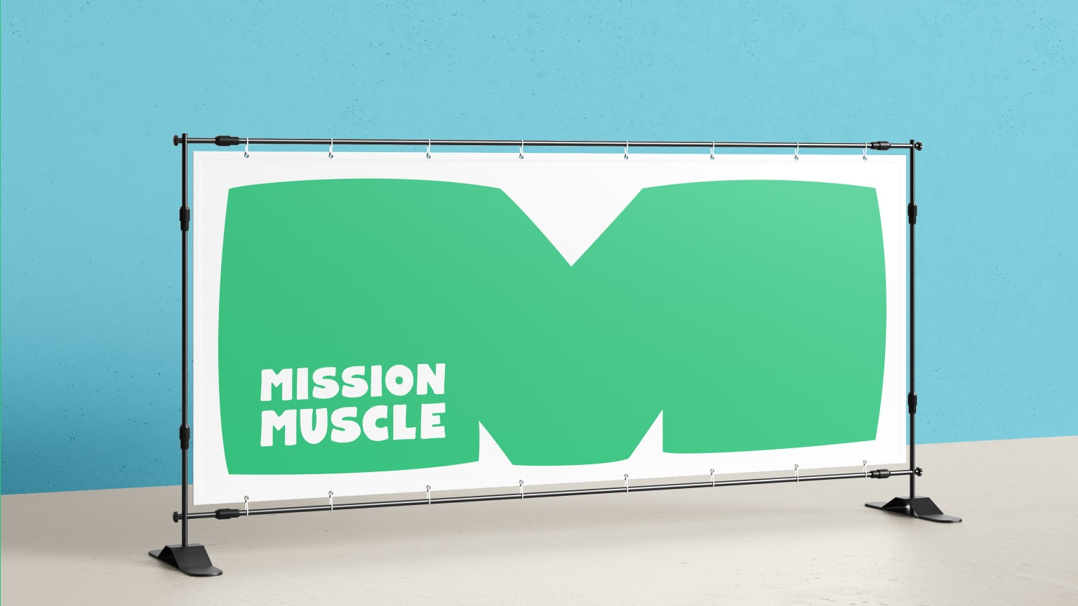 Mission Muscle Branding