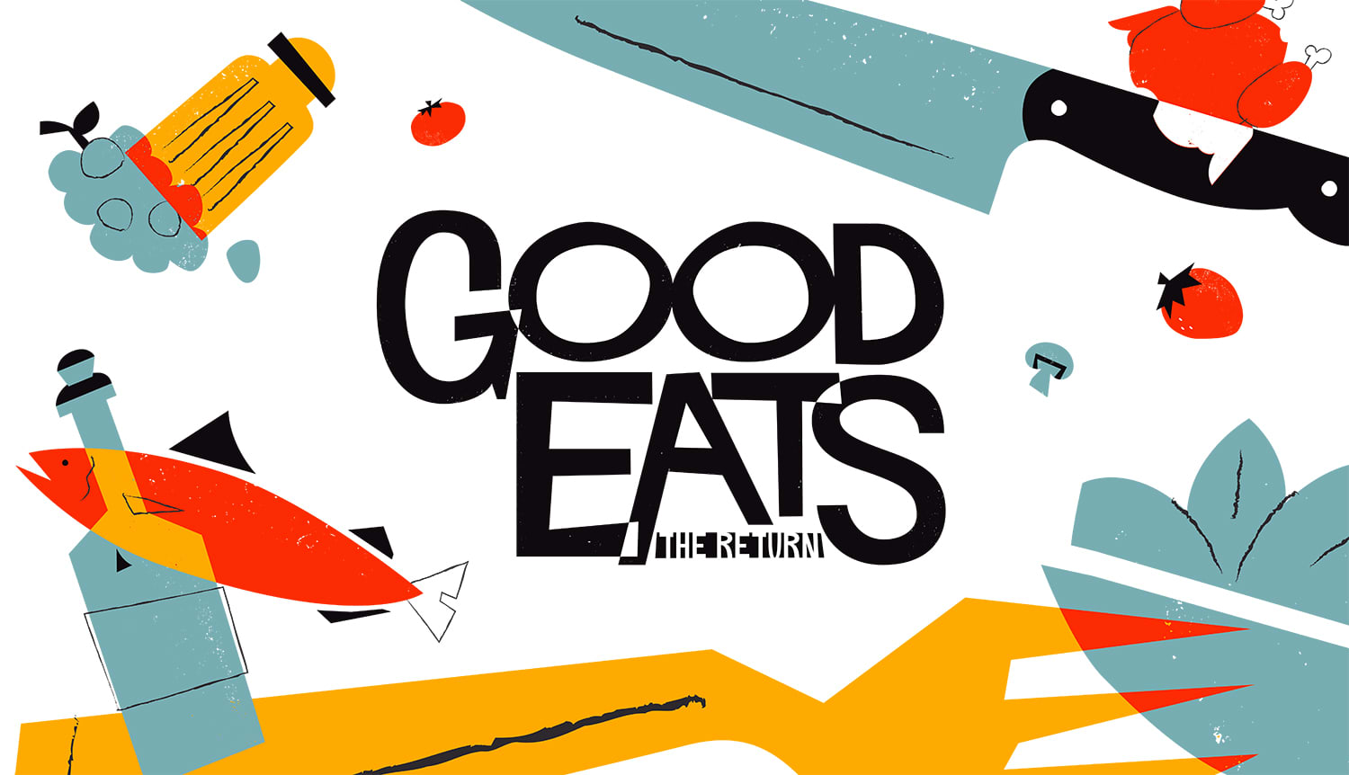 'Good Eats: The Reload' Branding