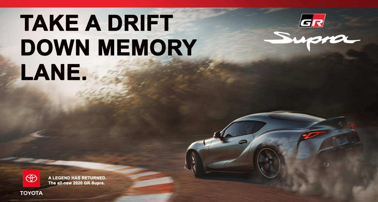 2020 Toyota Supra - Launch