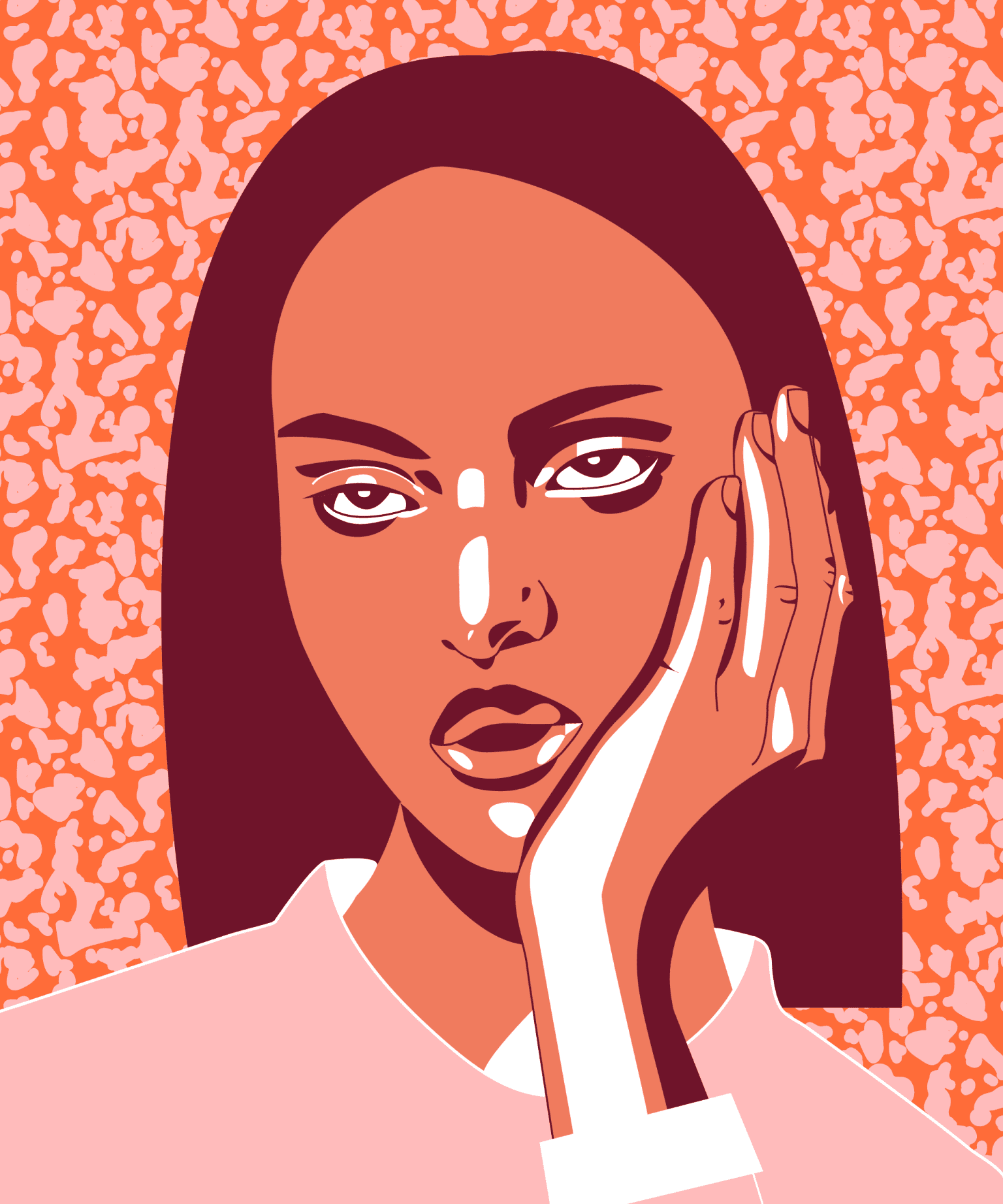 Refinery29 Editorial Illustrations