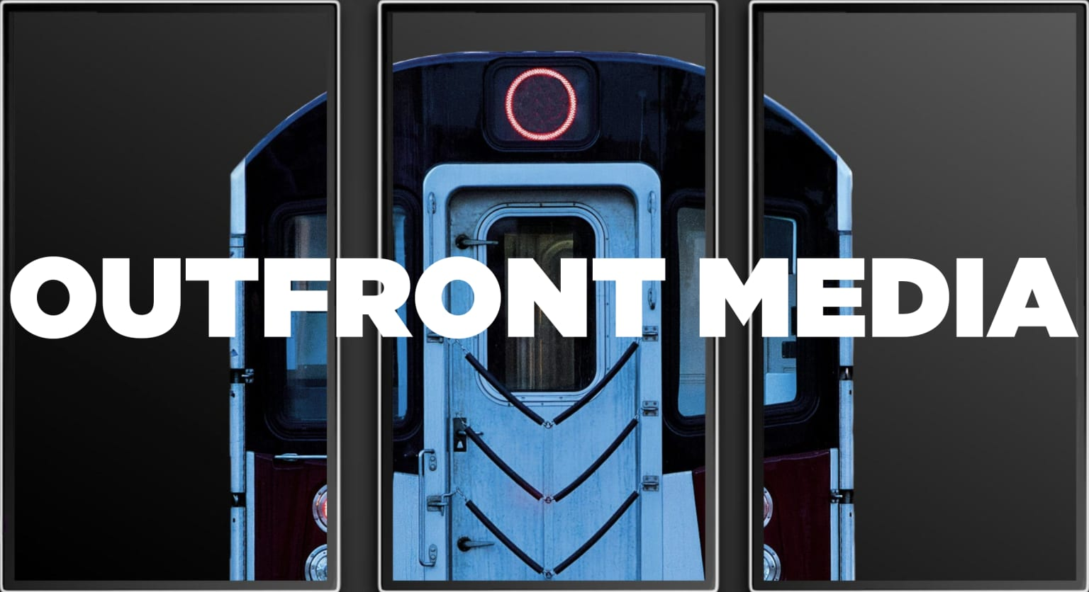 Outfront Media - NYC Liveboard Campaign
