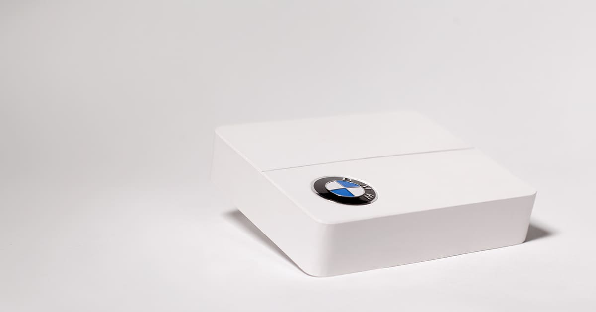 BMW Welcome Kit