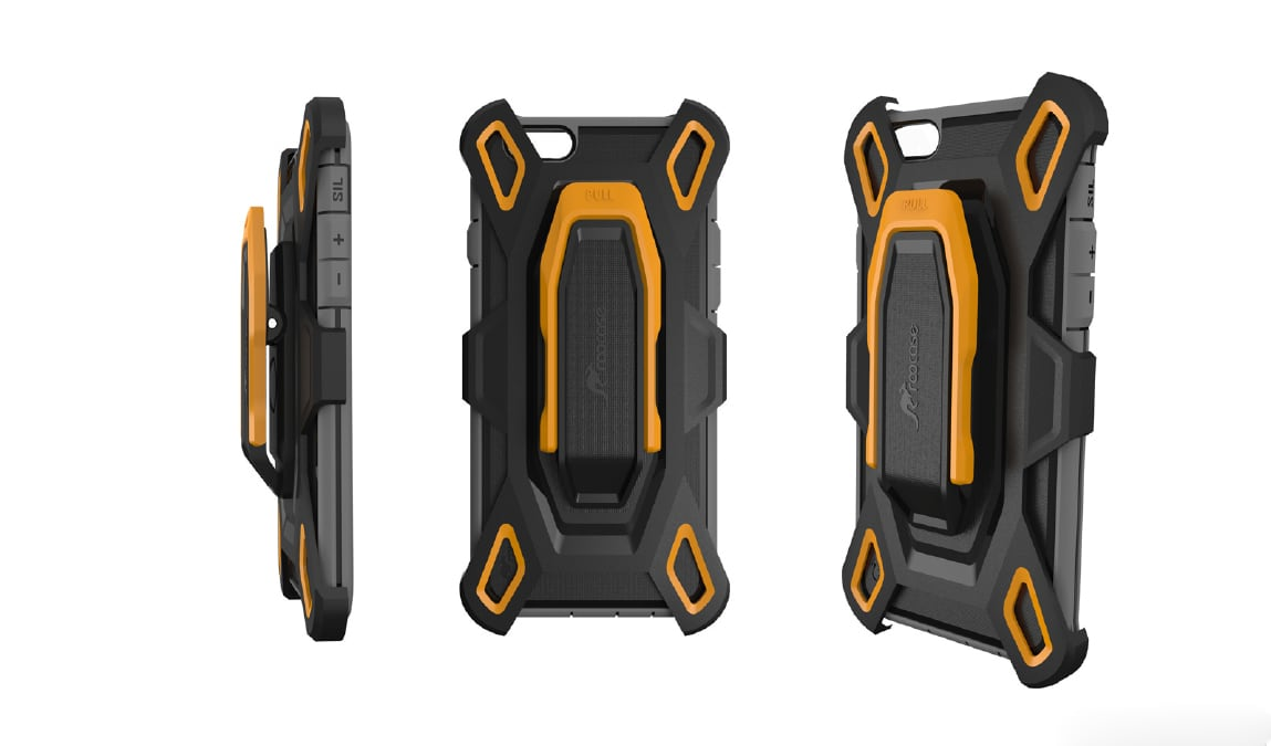 Roocase Rugged Phone Cases