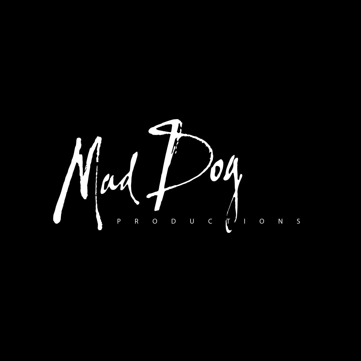 Mad Dog Productions Identity Design