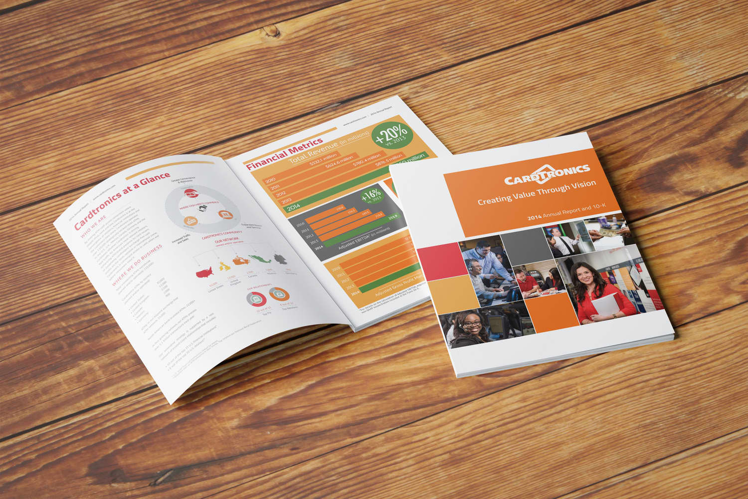 Cardtronics, Inc Annual Report