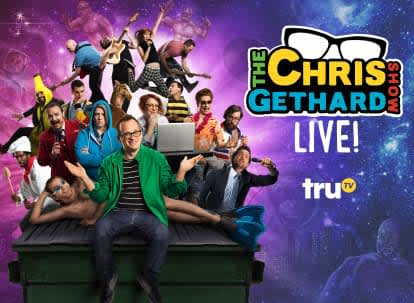 The Chris Gethard Show: The Dumpster Episode