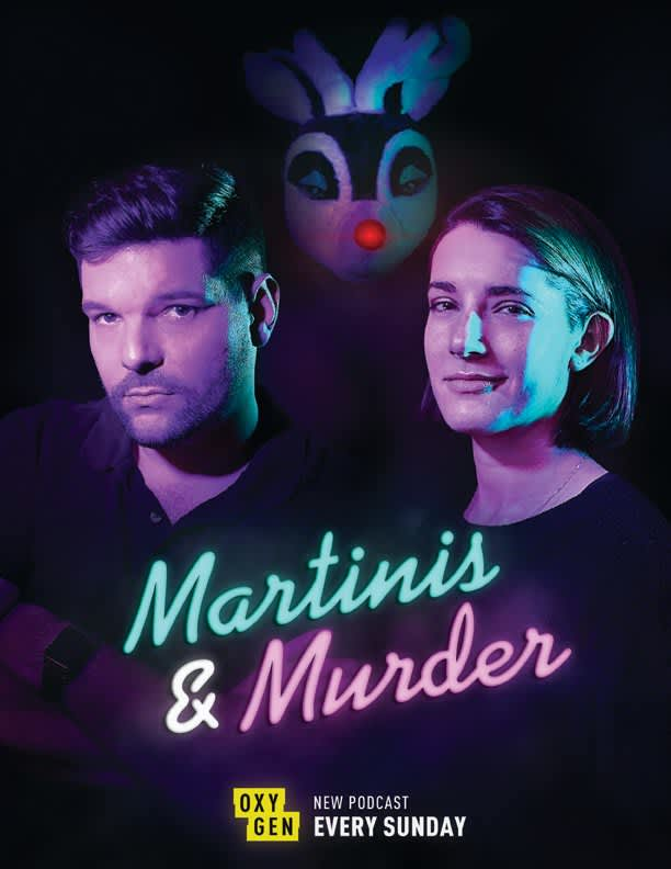 Martinis & Murder Podcast