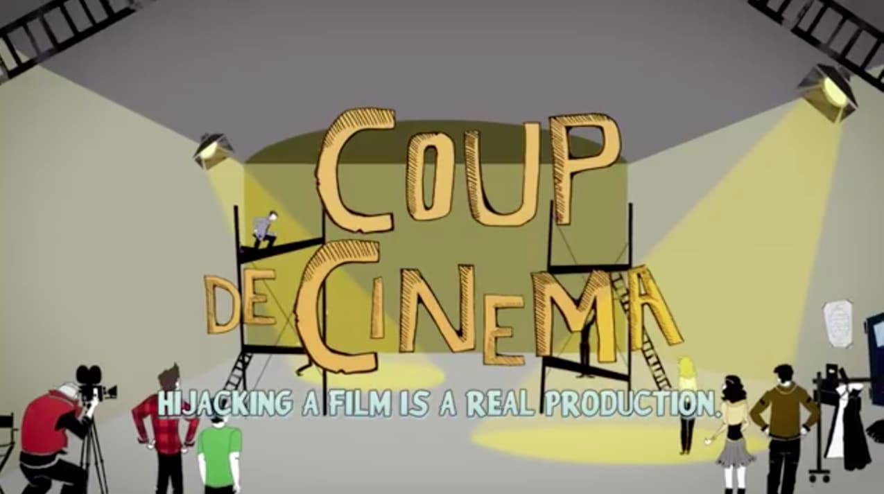 Coup de Cinema - teaser video #1