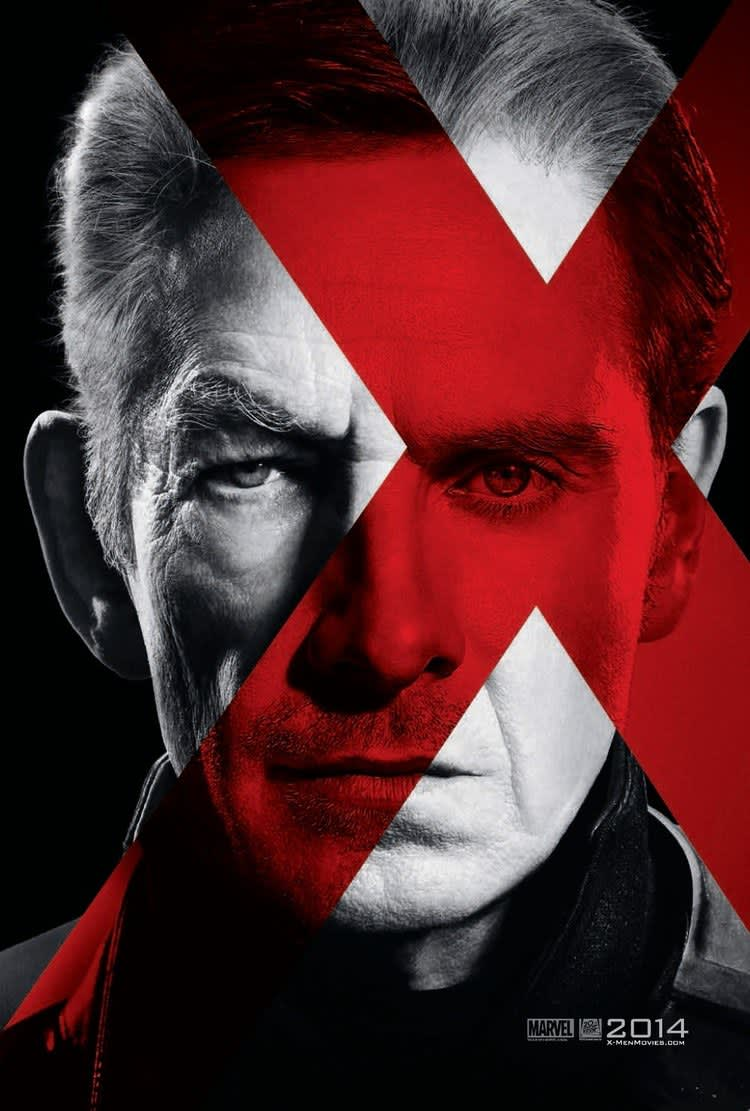 X-Men: Days of Future Past teaser posters