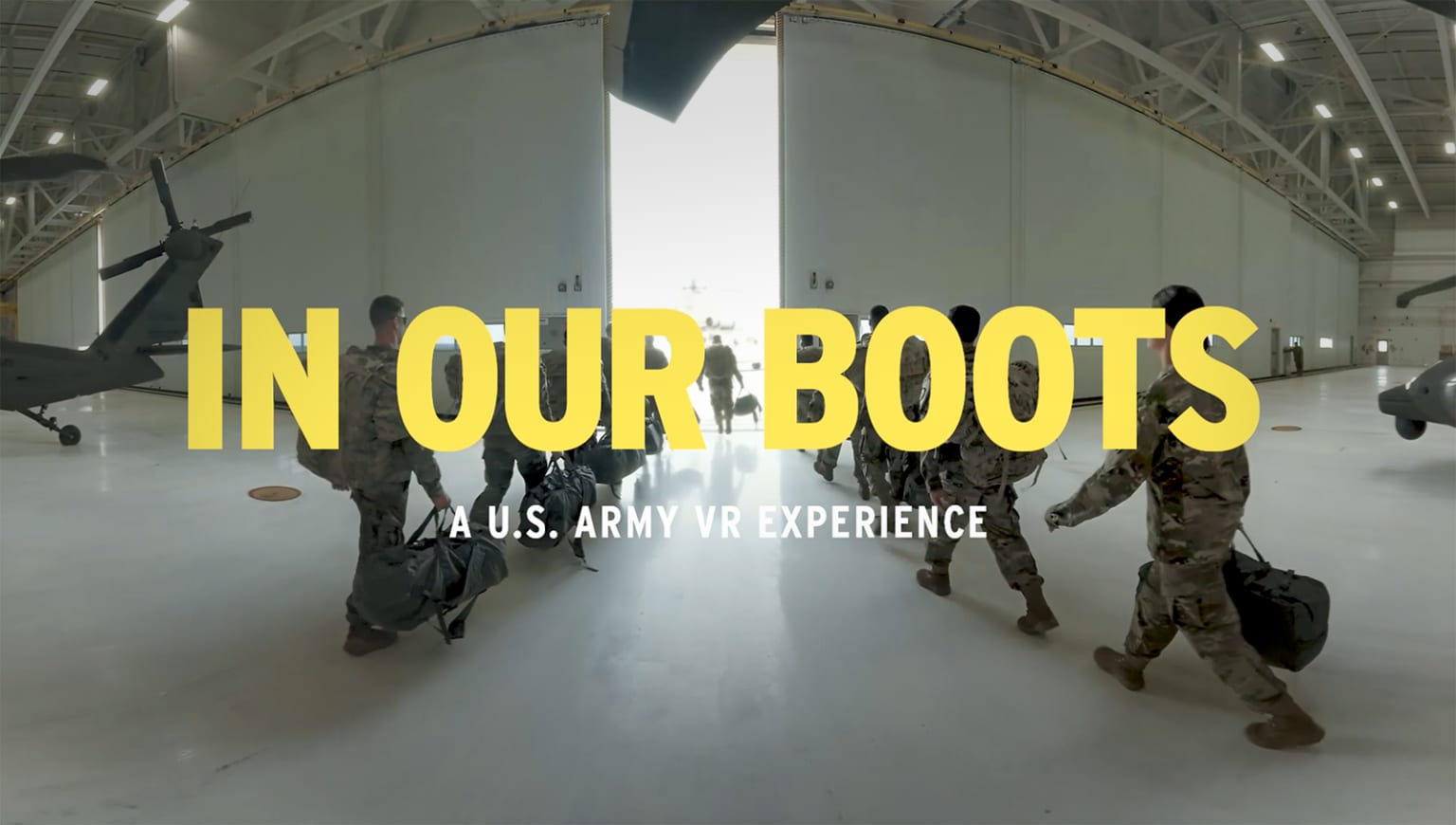 U.S. Army In our Boots