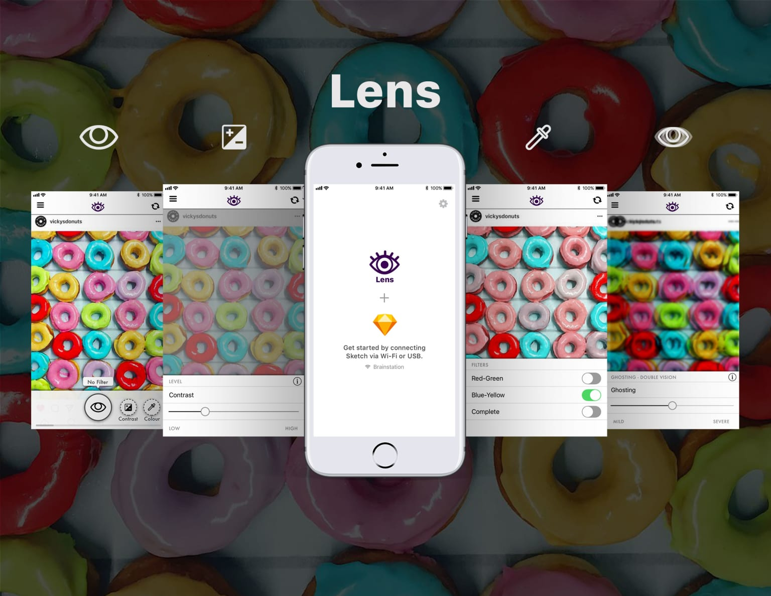 Lens - Visual Accessibility Plug-in