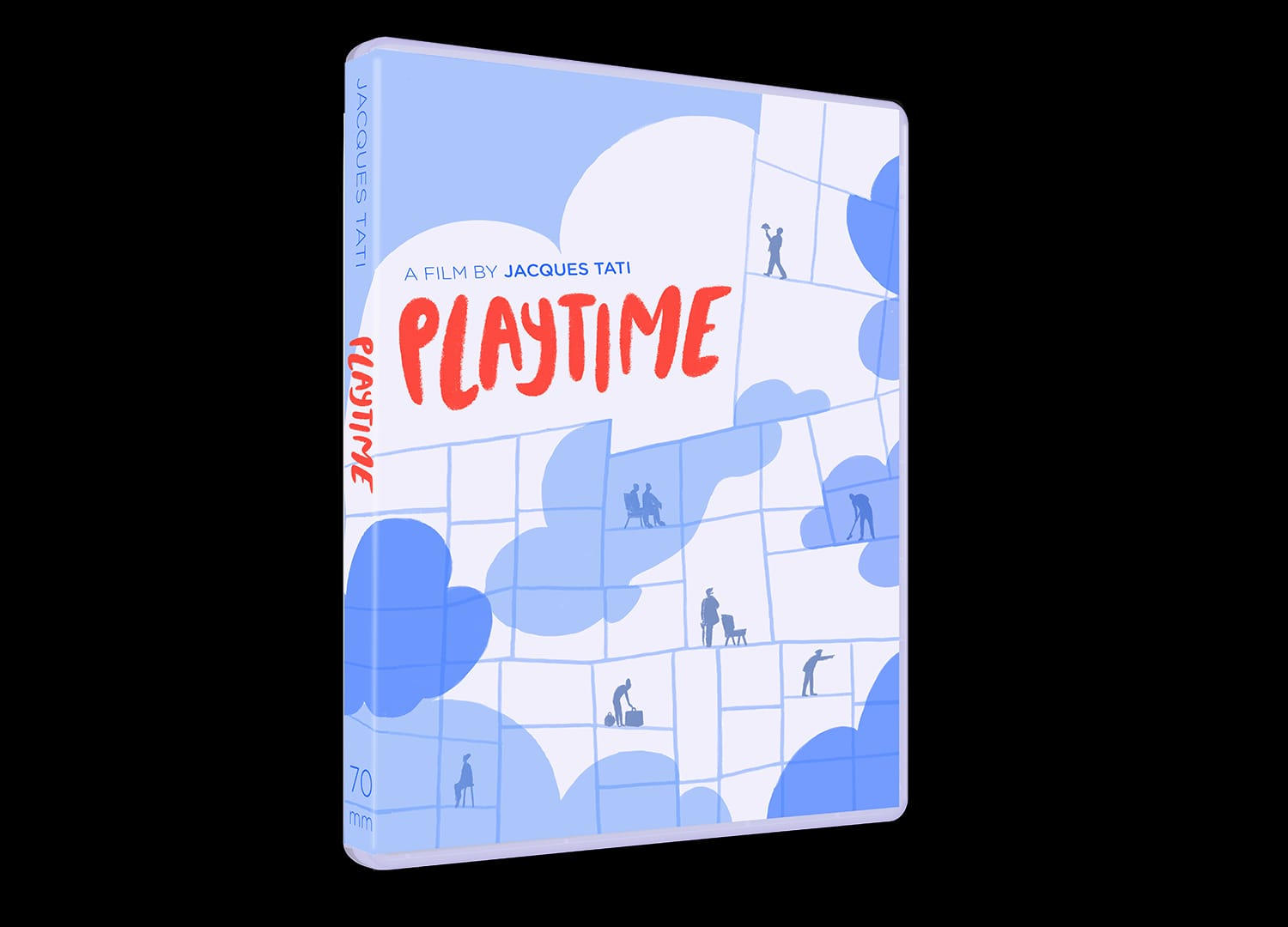 "Jacques Tati's ""Playtime"" Cover"