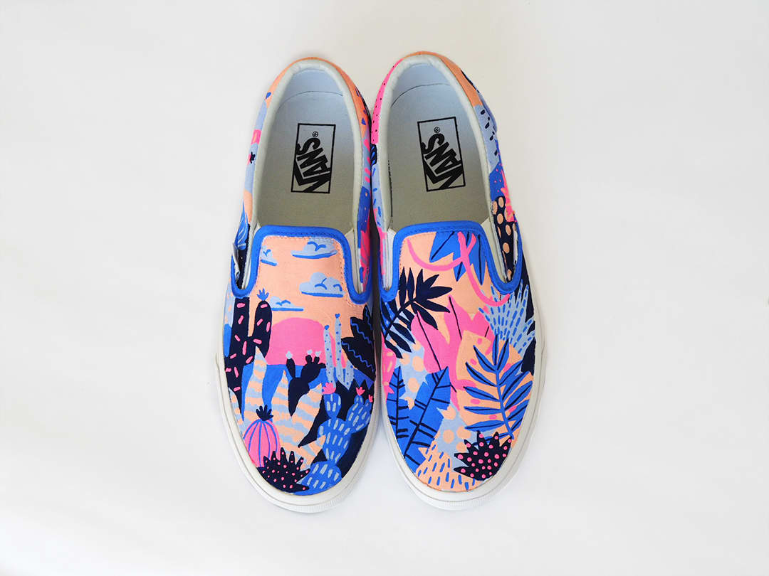 VANS ambassador for Vans Custom Culture Scholarship