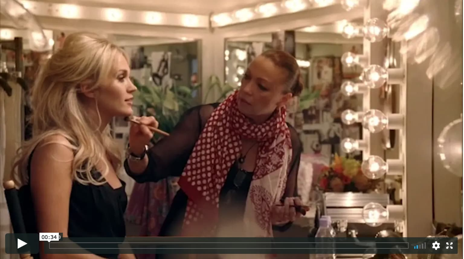 """""""Glam it Up"""" featuring Carrie Underwood"""