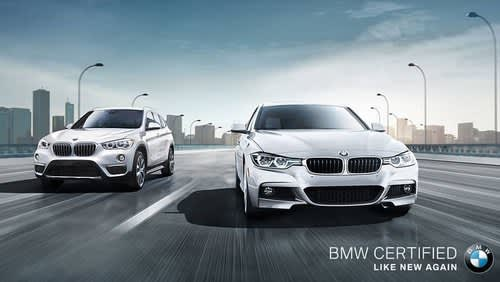 """BMW Certified - """"Like New Again"""" Campaign"""