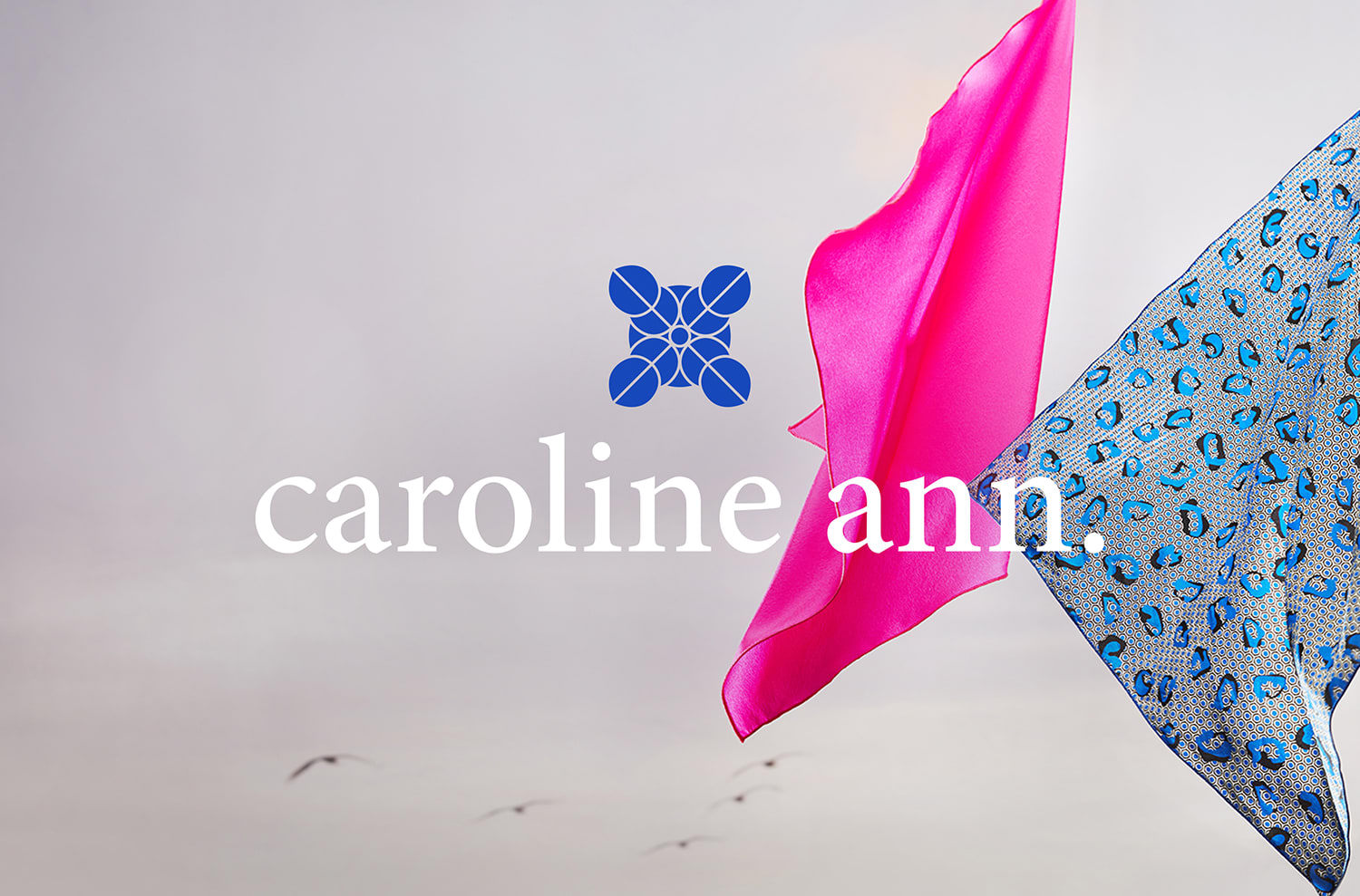 Caroline Ann. Branding, Web Design & Packaging