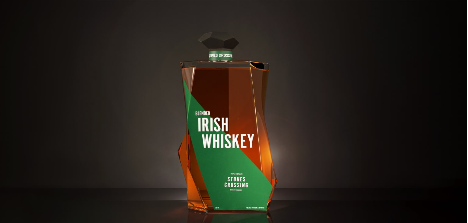 Stone's Crossing Whiskey Concept
