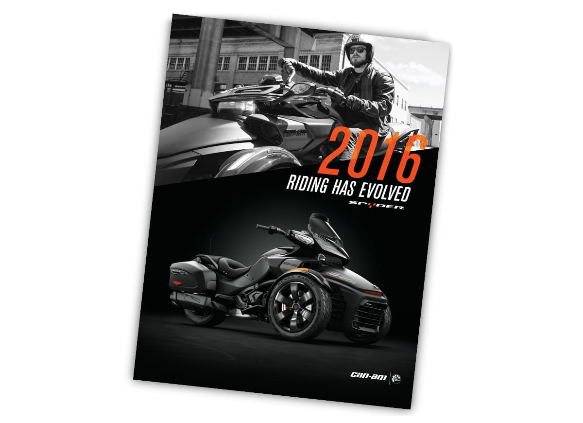 Can-Am Spyder | Campaign Launch