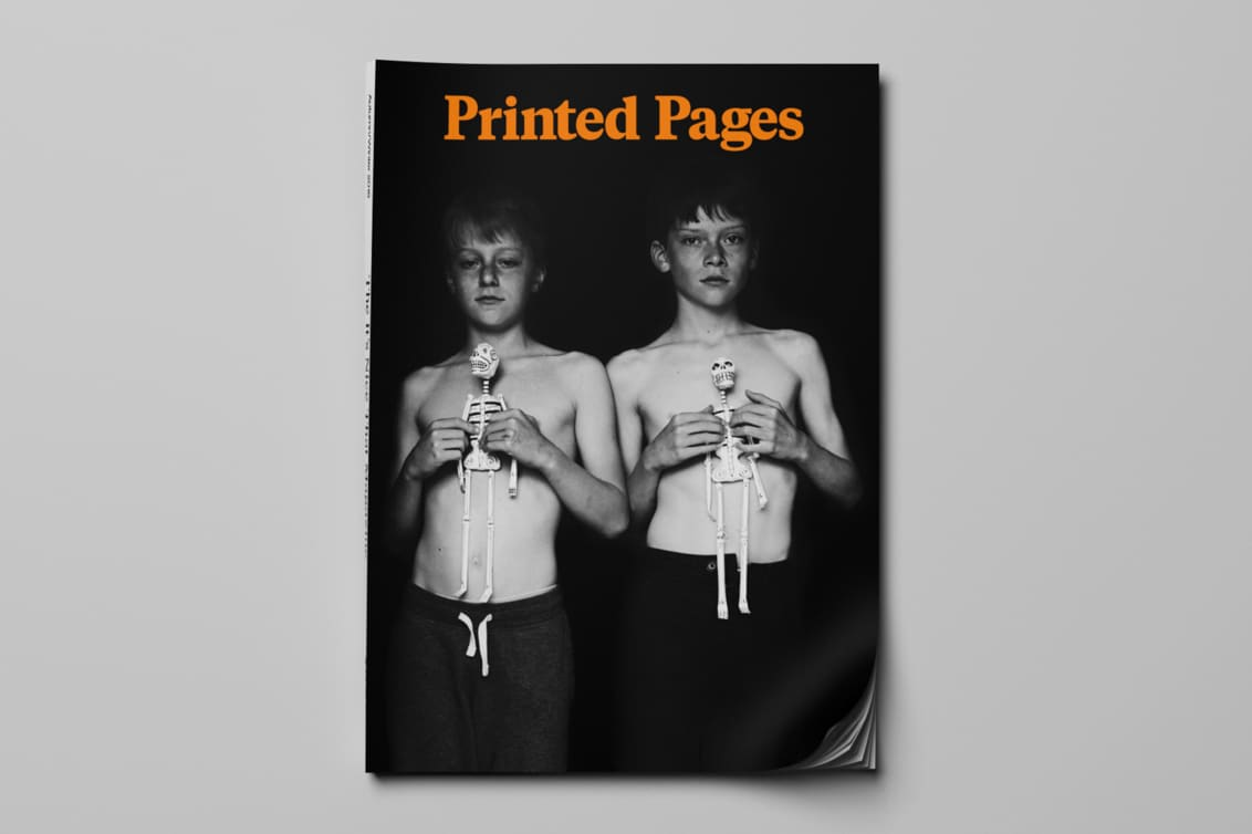 Printed Pages SS16 to AW17