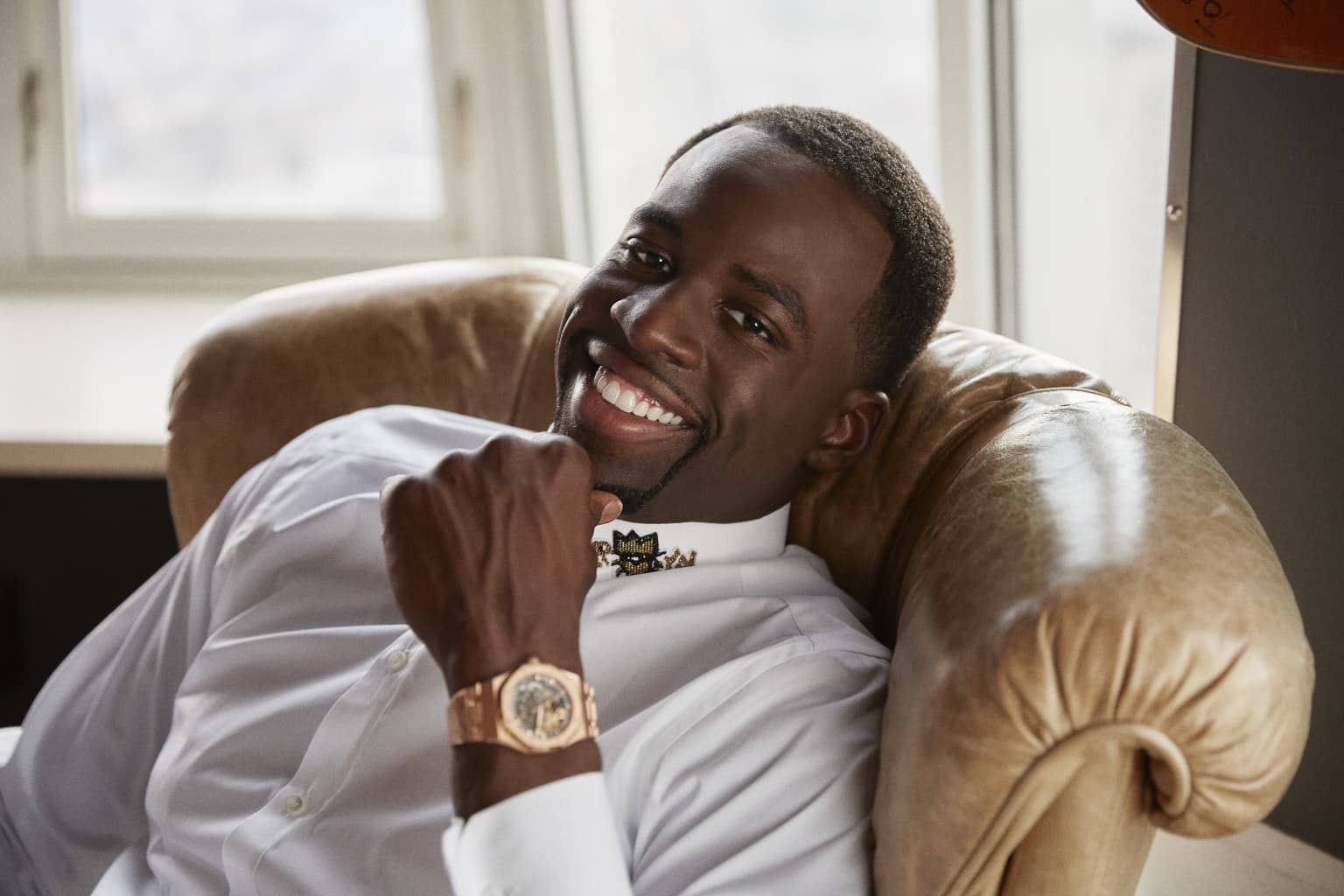 Draymond Green for GQ
