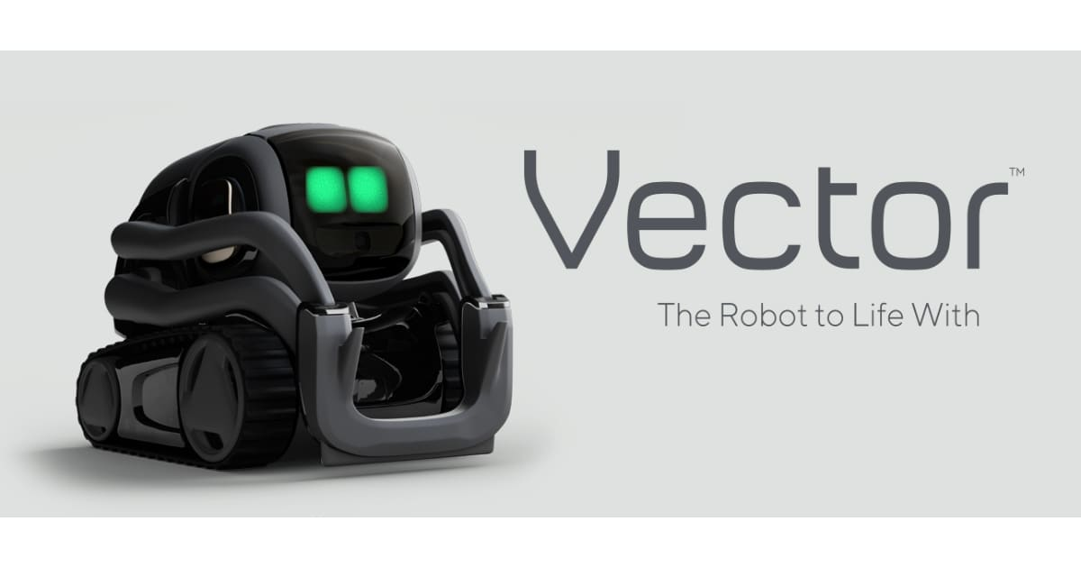 Cozmo and Vector, real life fully animated robots.
