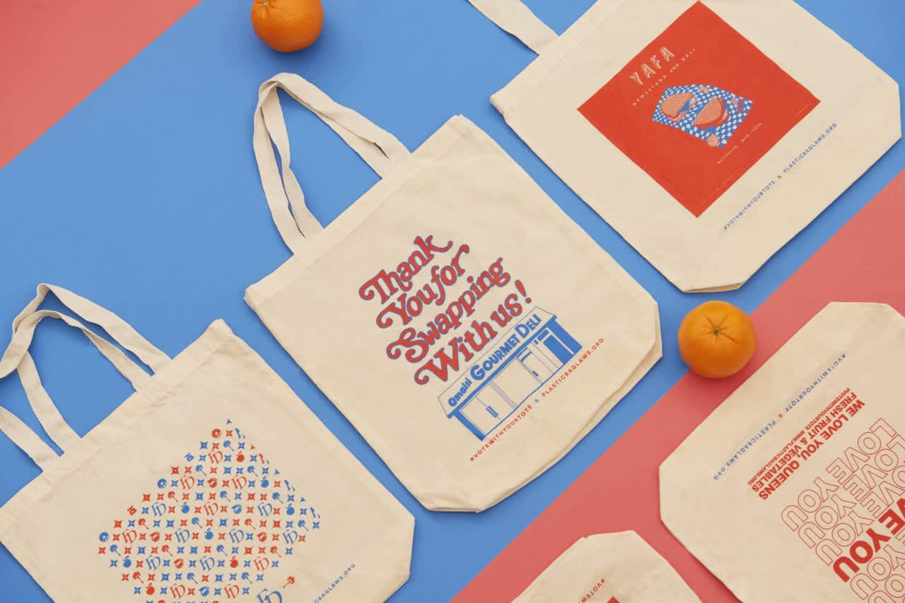 Papel & Caneta – Vote With Your Tote