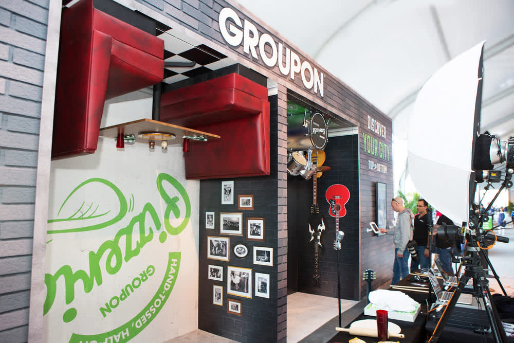 GROUPON CONSUMER ACTIVATIONS
