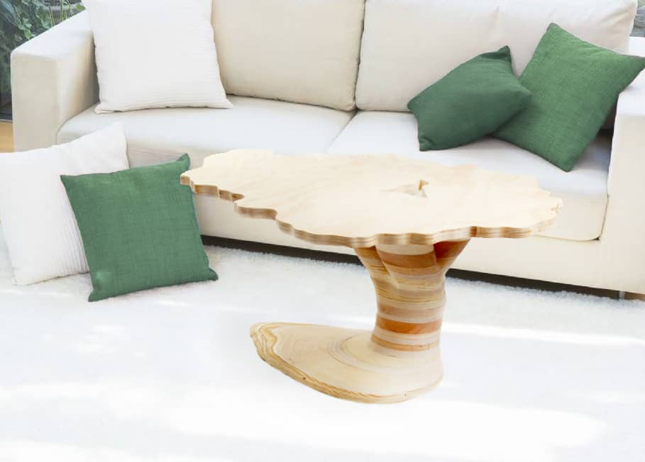 Tree of Life Coffee Table