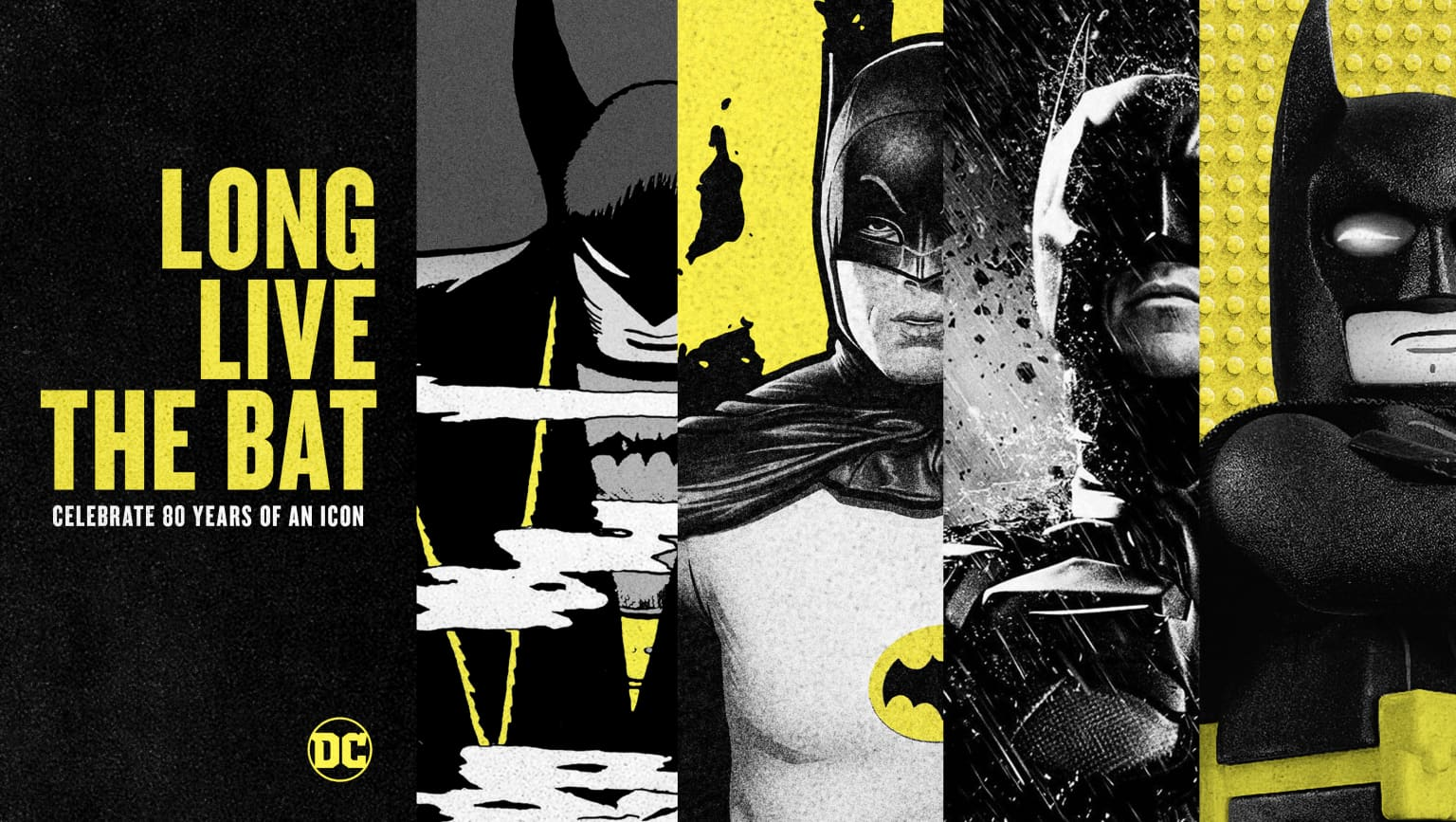 DC Comics. Long Live The Bat.