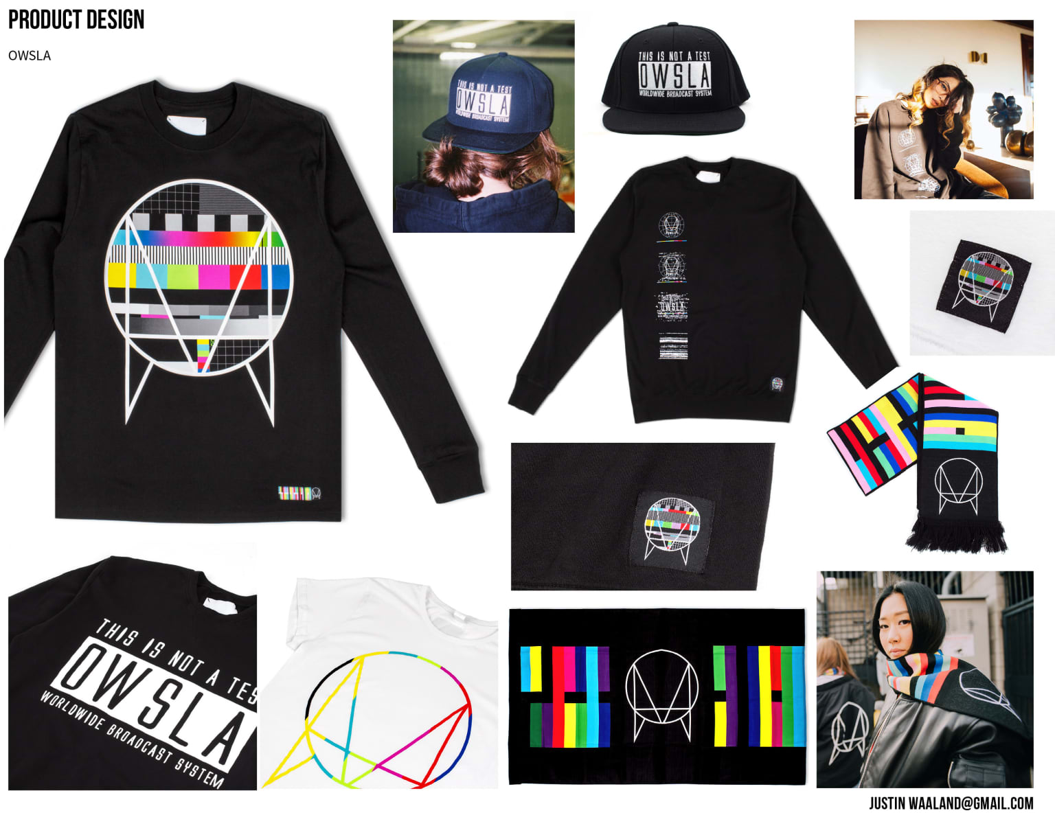 OWSLA Product Design