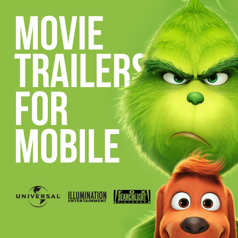 Movie Trailers for Mobile