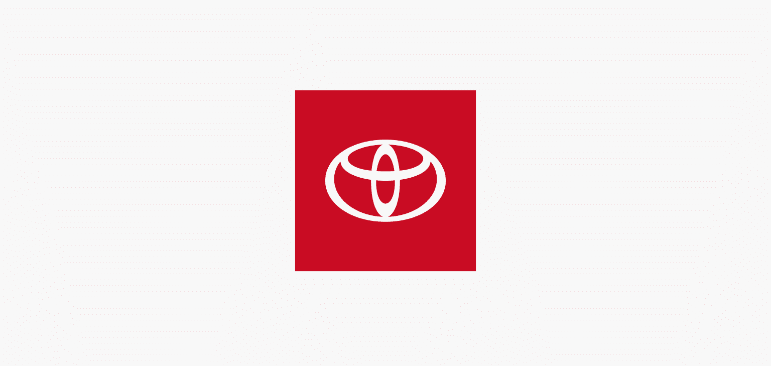 Toyota Brand Guidelines