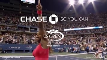 Chase - Serena William US Open