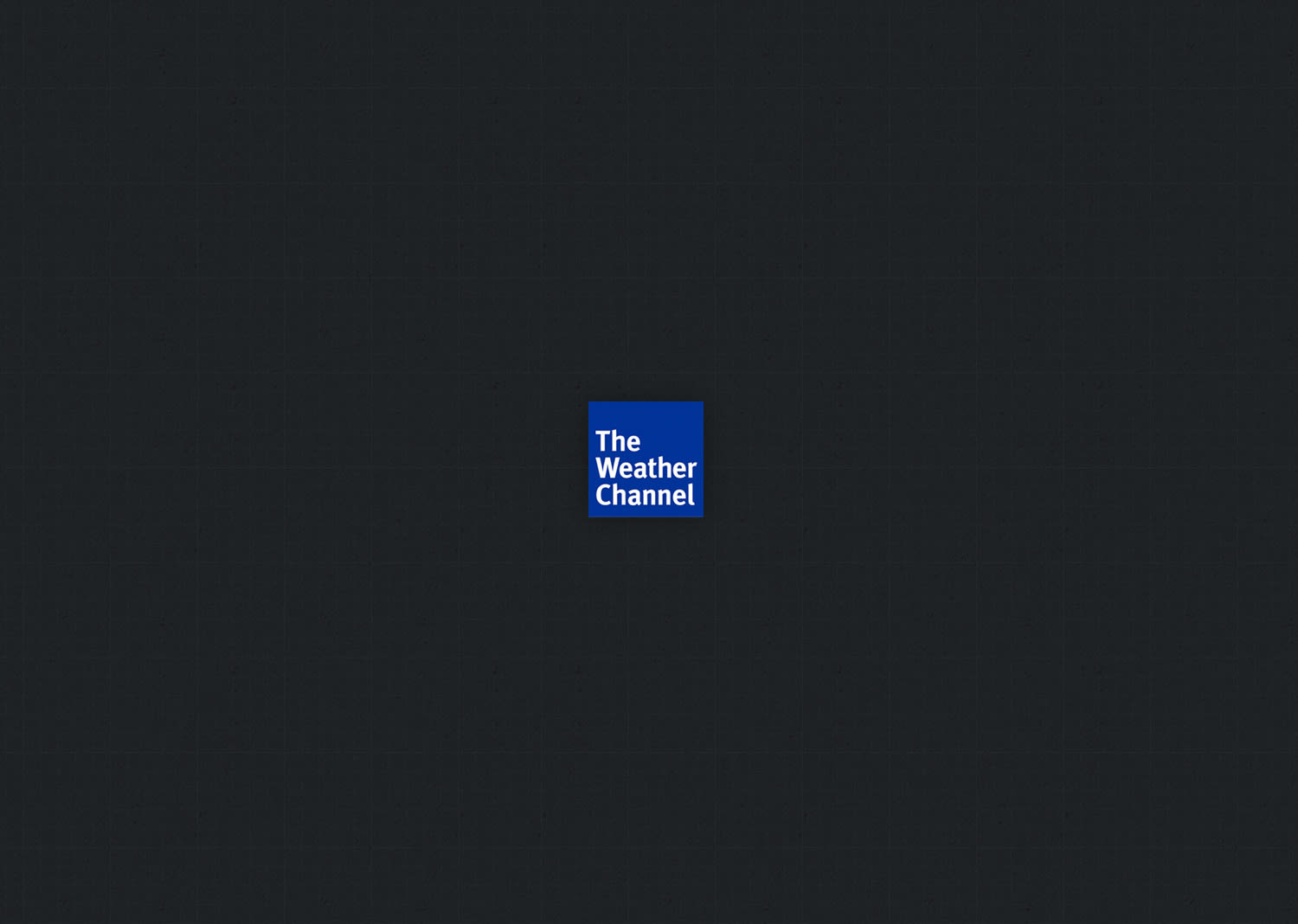 The Weather Channel Rebrand 2014