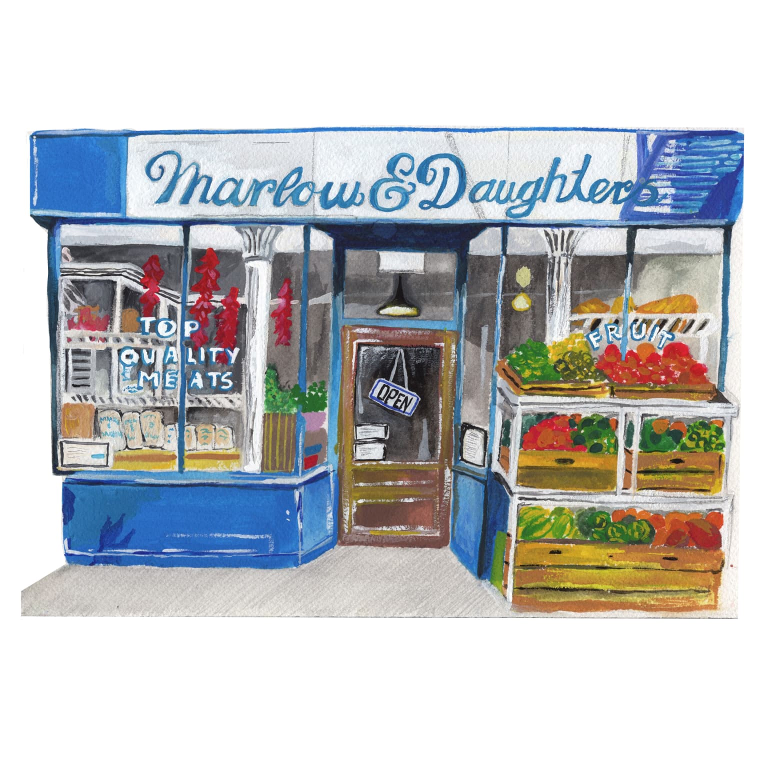 Marlow & Daughters Storefront