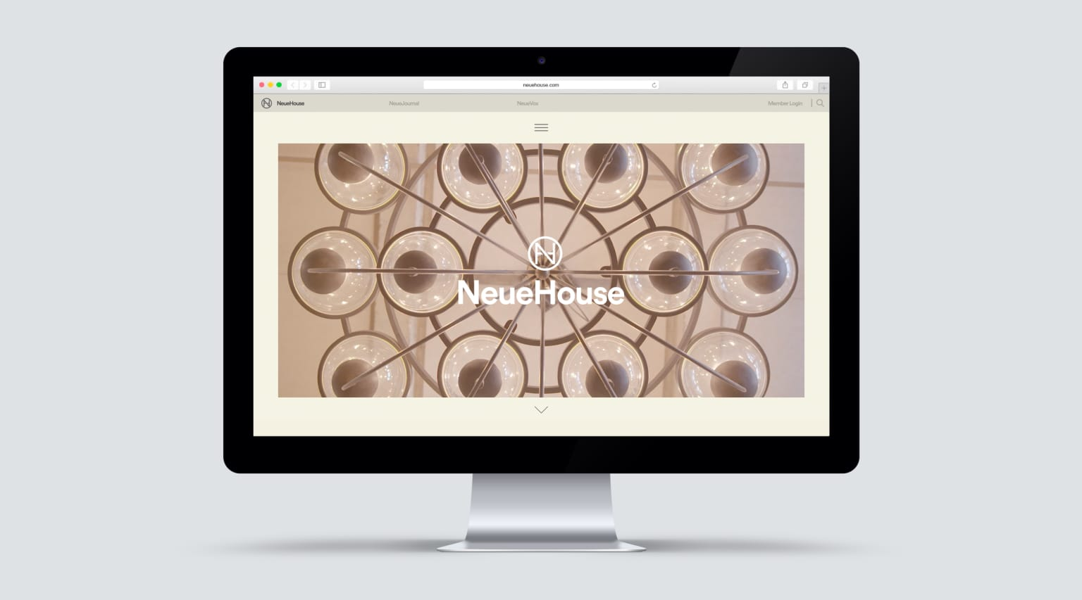 NeueHouse Membership Portal