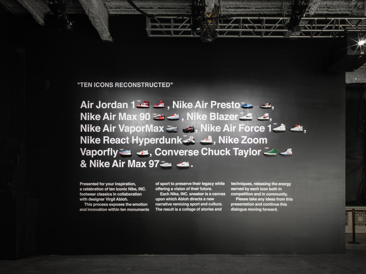 NIKE Off Campus NYC