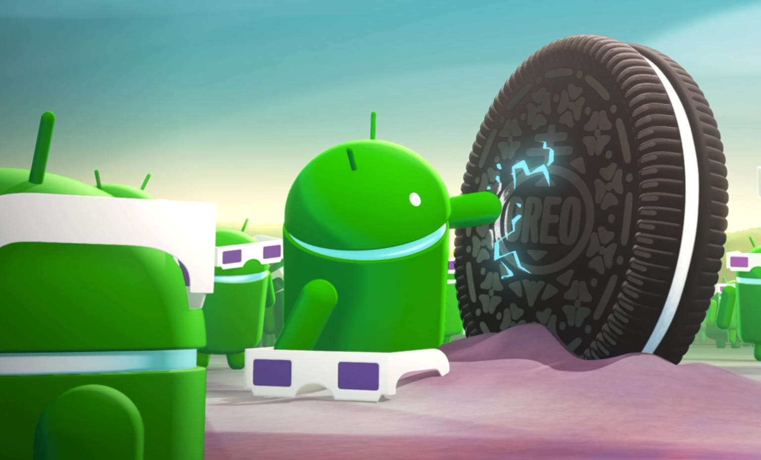Google Android Oreo – The Eclipse of the Century