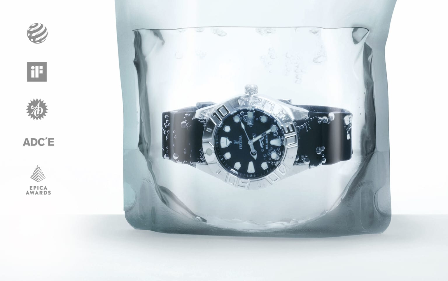 Festina Diver Watch – Waterproof
