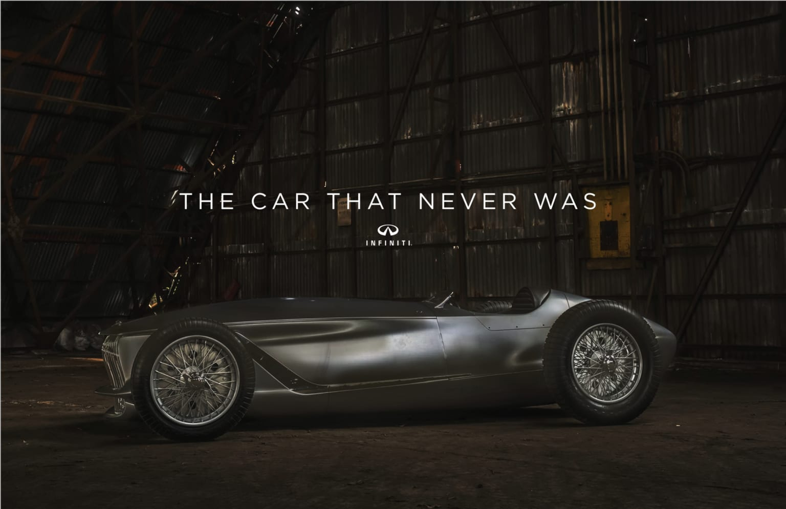 Infiniti - The Car that Never Was