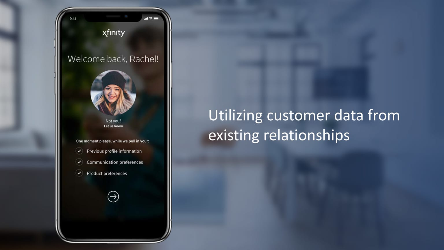 Comcast Customer Onboarding Experience
