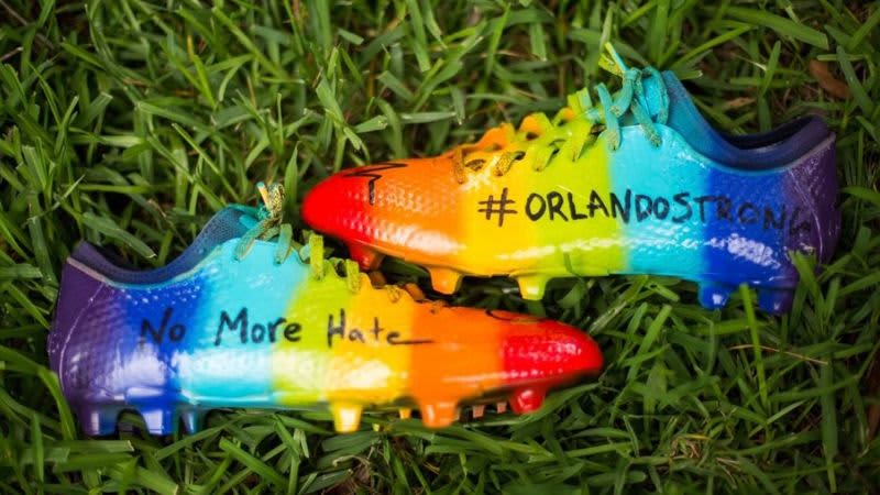 """""""Homosexuality Awareness in MLS and Its Response to the Pulse Nightclub Shooting in Orlando, Florida, June 12, 2016"""""""