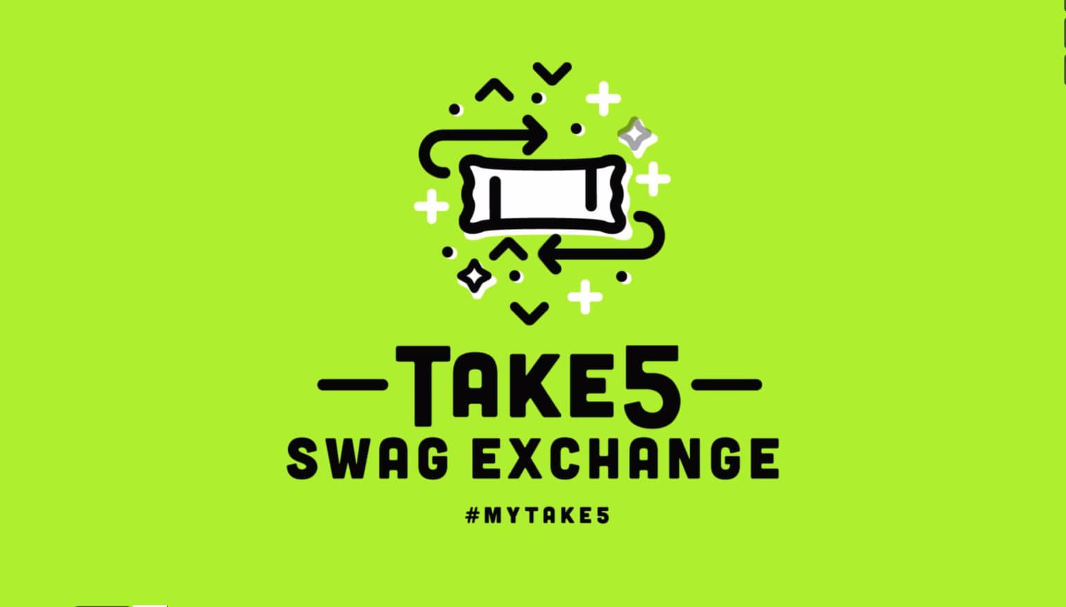 Take 5 SXSW Swag Exchange