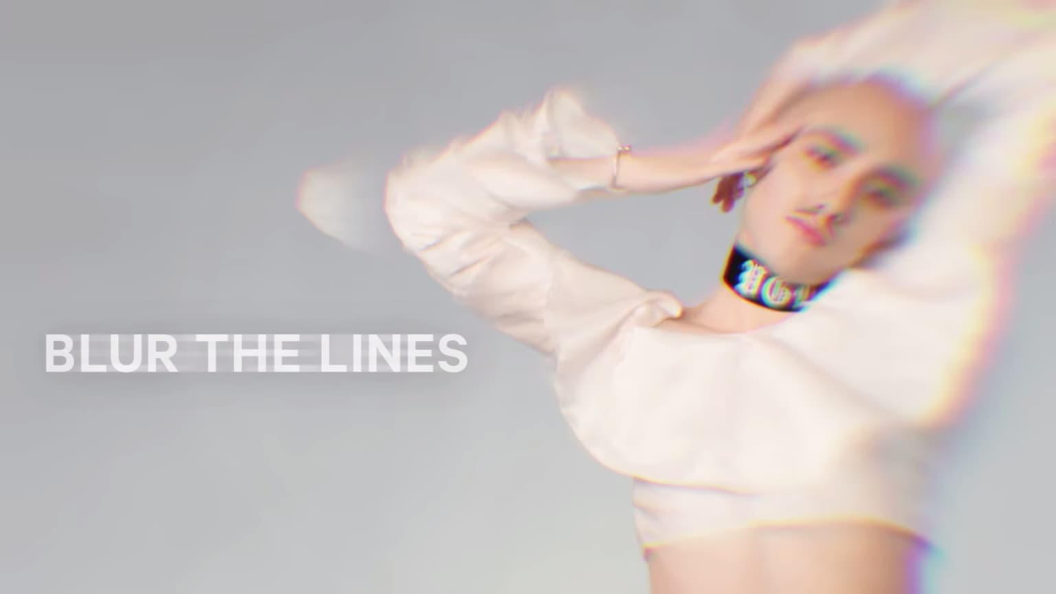 Blur The Lines