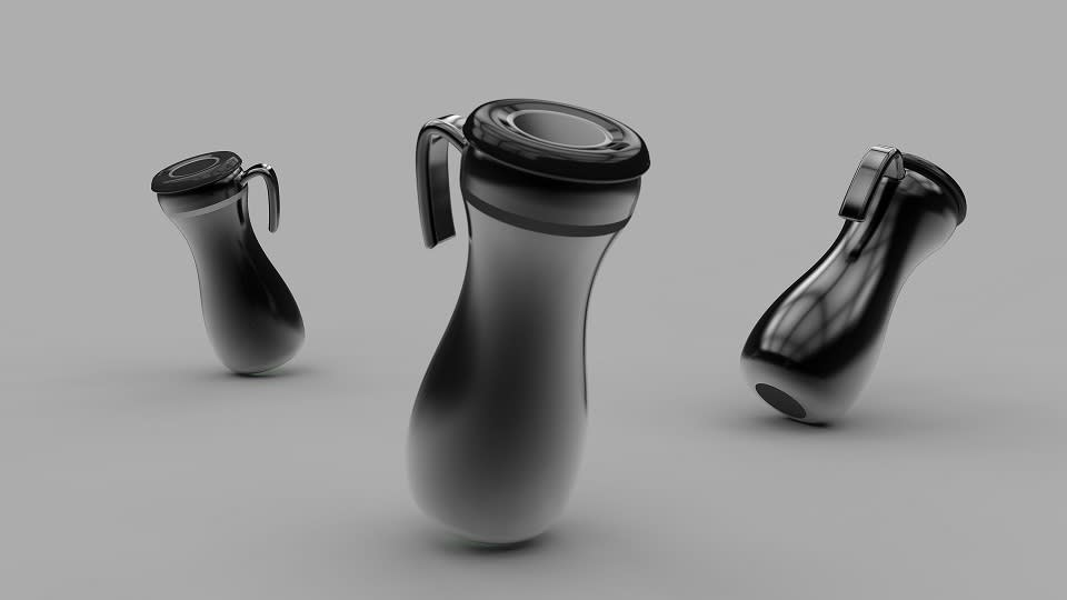 Thermos Modeling/Rendering