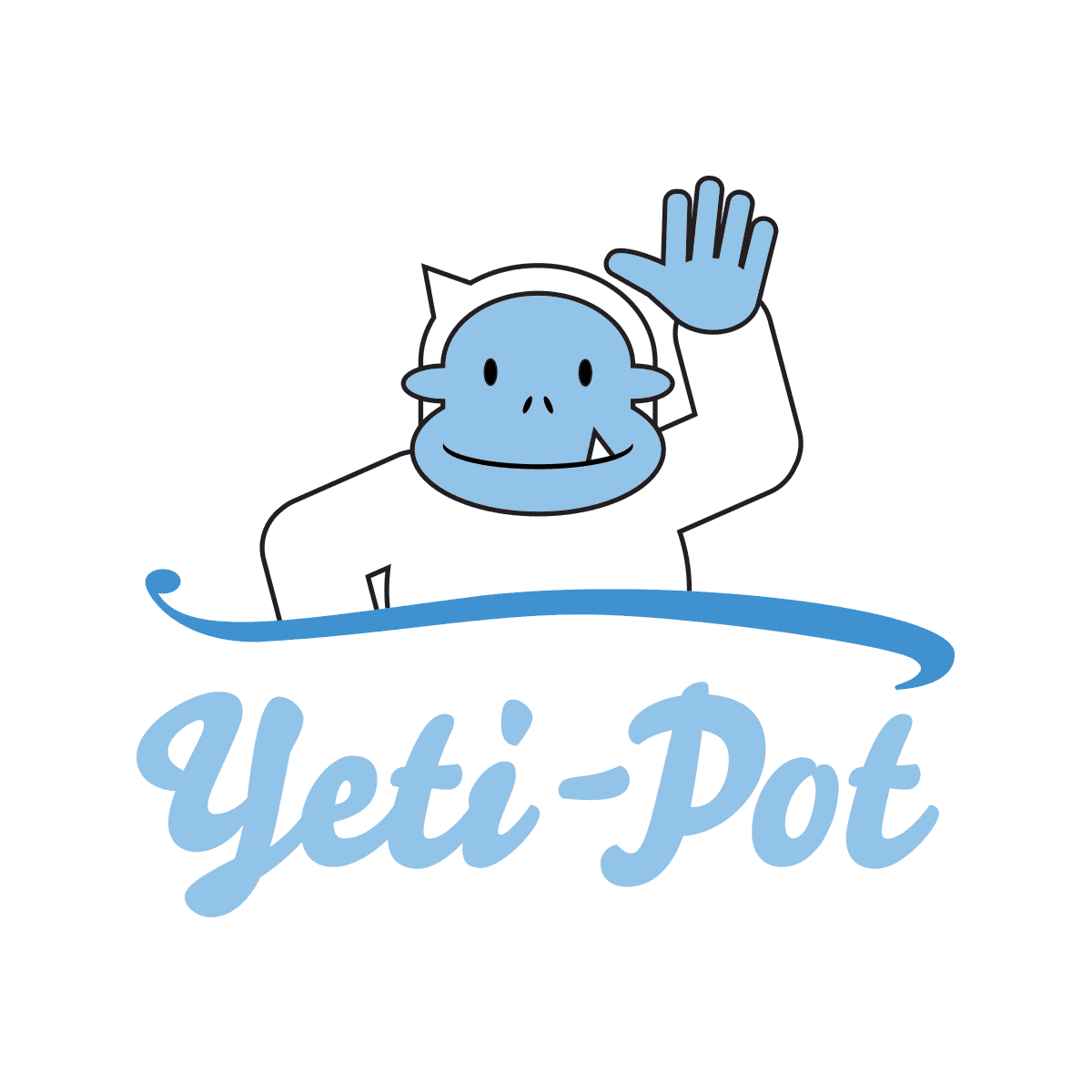 "Yeti-Pot ""Breathe Freely Again"""