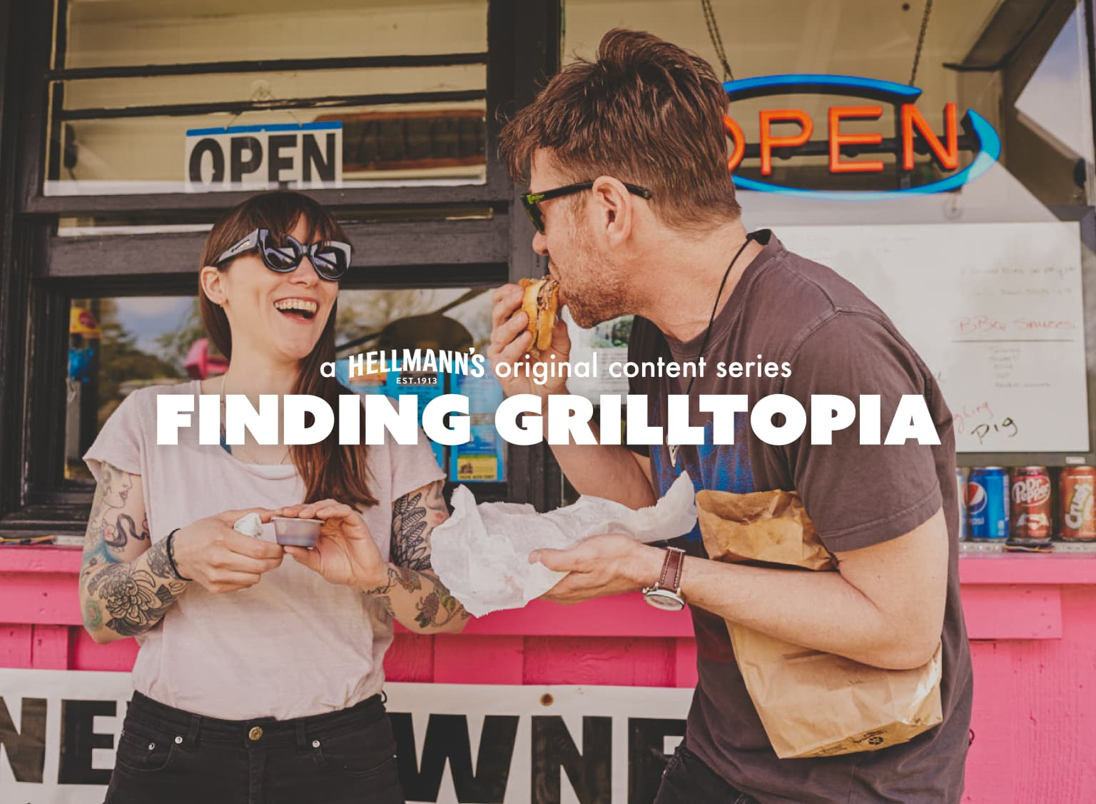 Finding Grilltopia