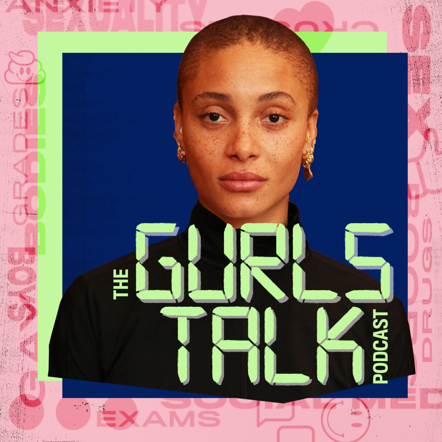 Nike X Gurls Talk Podcast