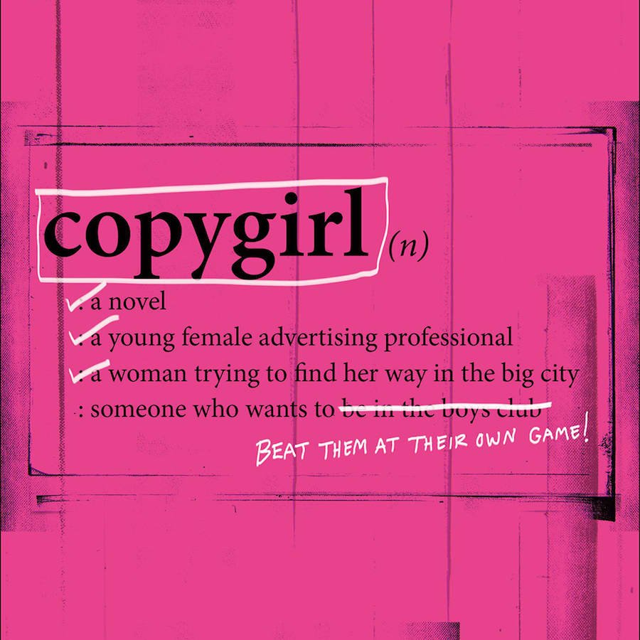 Copygirl – The Novel